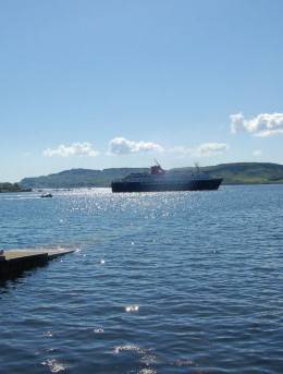 Oban Bay, a short walk